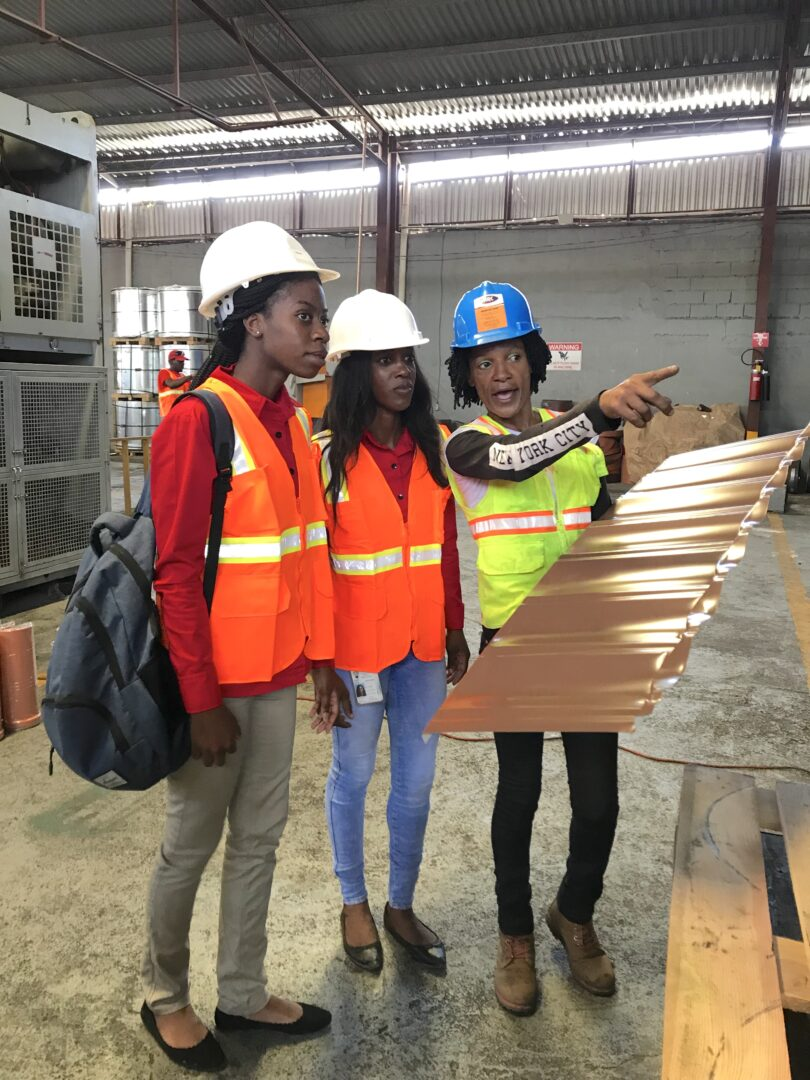 Women stand tall at ARC Manufacturing