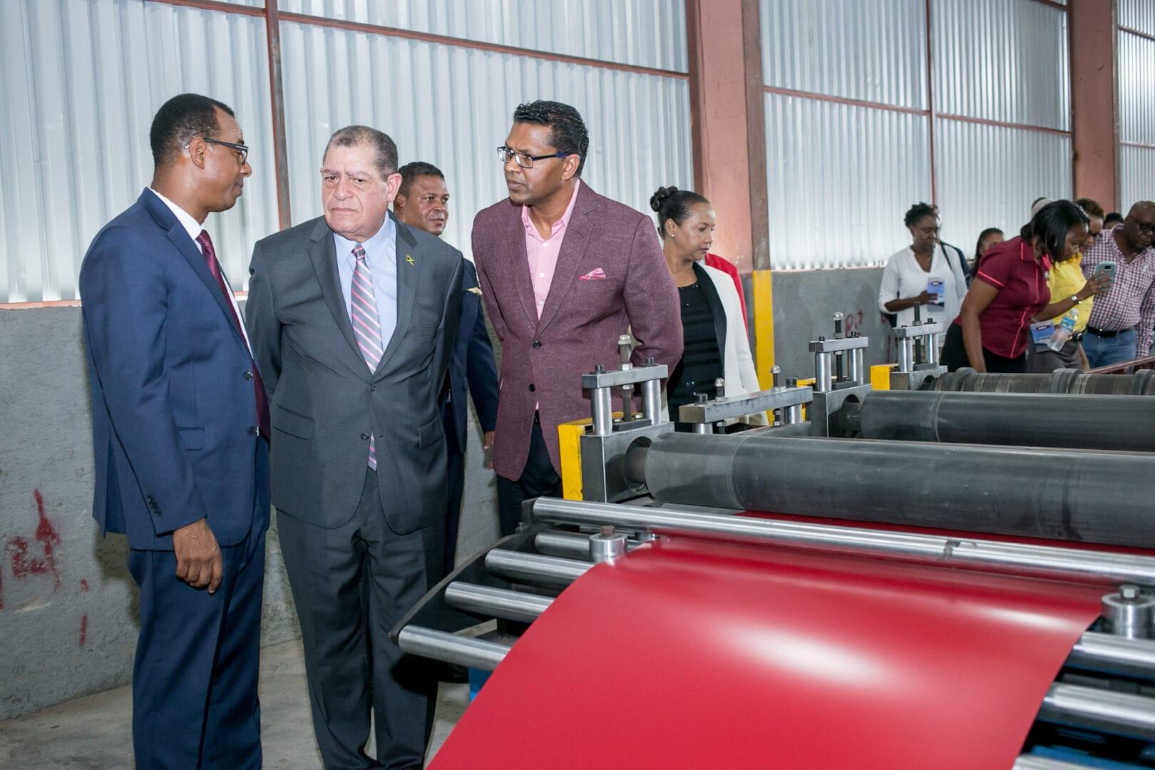 Government Pursuing Programme to Facilitate Trade