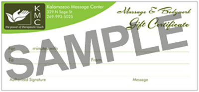 We have gift certificates! Click here to purchase one.