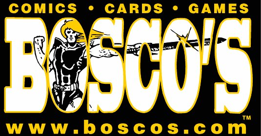 BOSCOS Classic on black