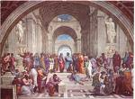 La Escuela de Atenas