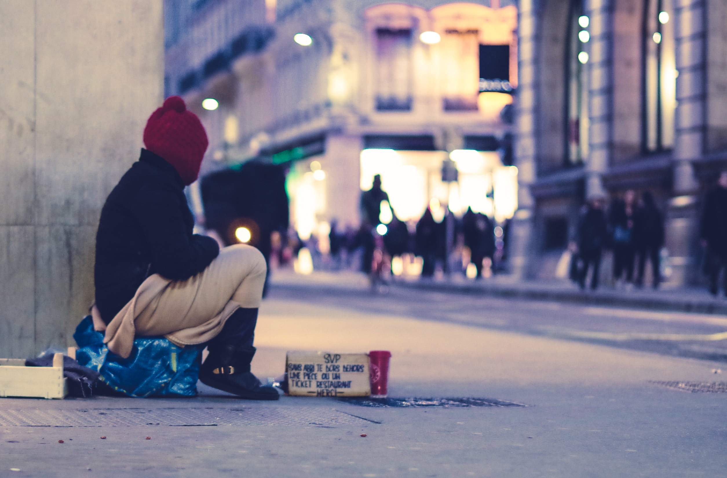 Thumb image for the post on Homelessness and Addiction