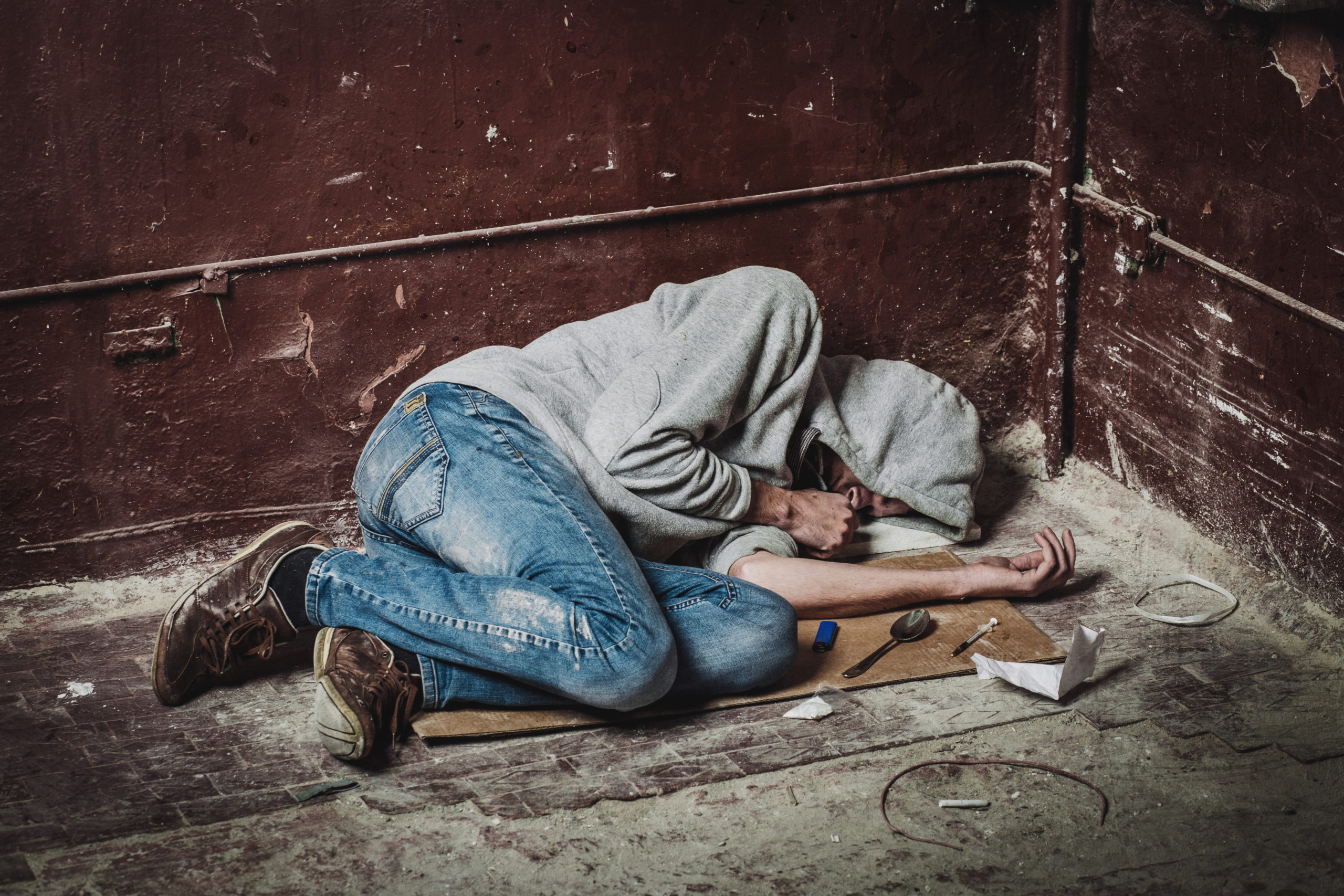 Thumb image for the post on Heroin Addiction Explained