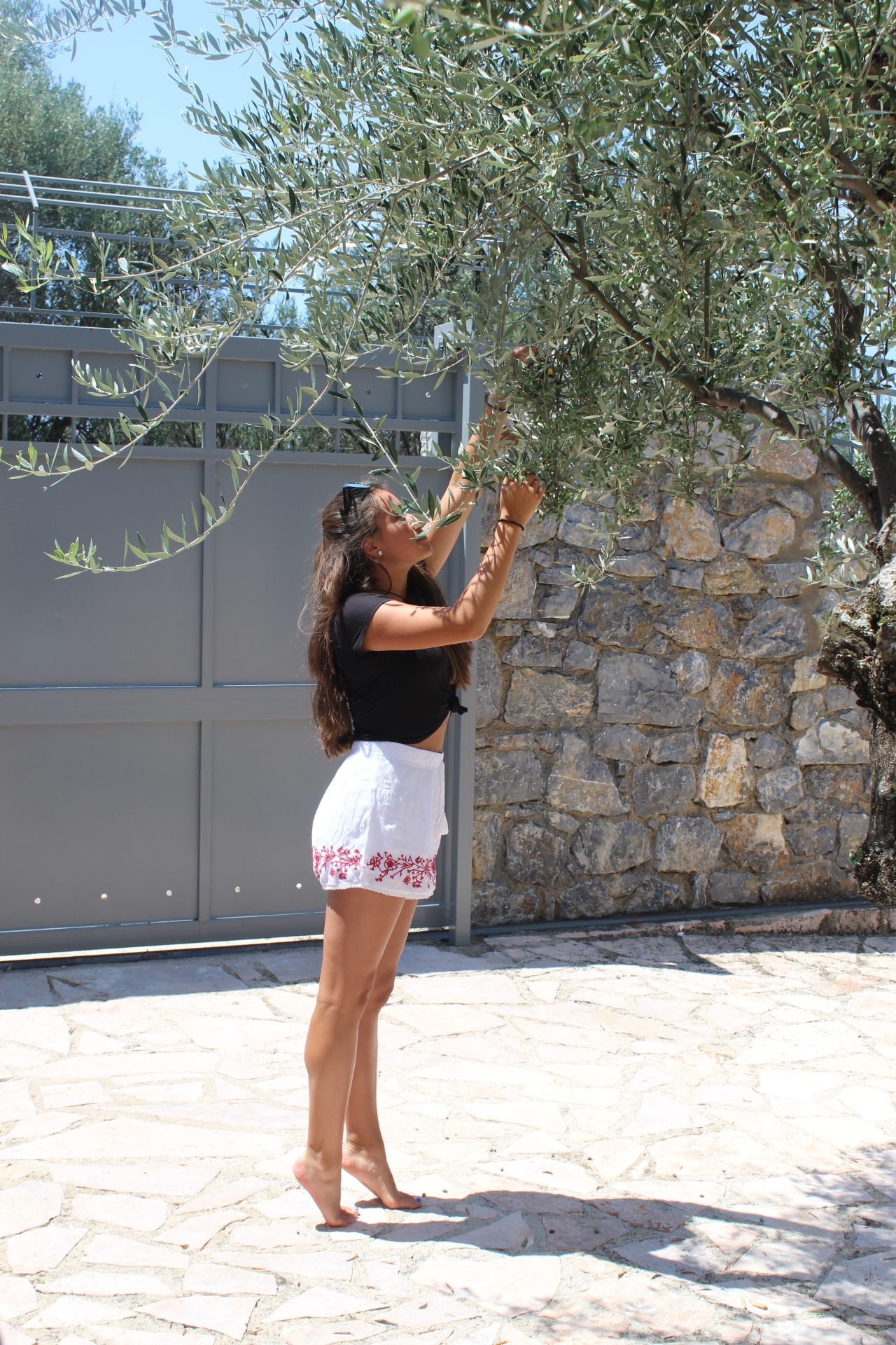 Calithea Skincare Goes To Greece