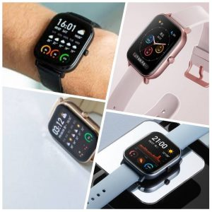 Huami Amazfit GTS Smartwatch มีอายุการใช้งานแบตเตอรี่สูงสุด 14 วันเปิดตัวในอินเดีย