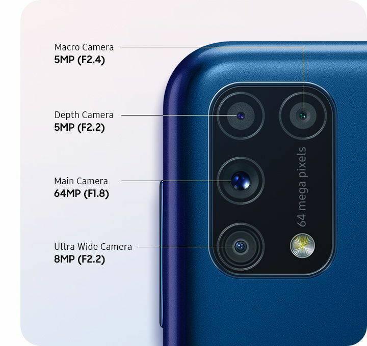 """เรียกได้ว่าเปิดตัวออกมาอย่างต่อเนื่องสำหรับสมาร์ทโฟนของค่ายยักษ์อย่าง """"SAMSUNG"""" ที่ตอนนี้ได้เปิดตัว Galaxy m31"""