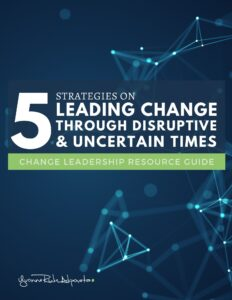 leading change book cover