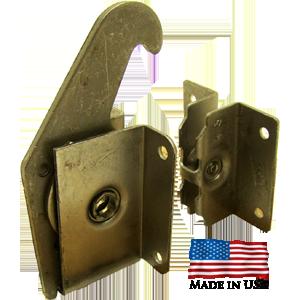 Display Innovations Panel Lock hook and strike set