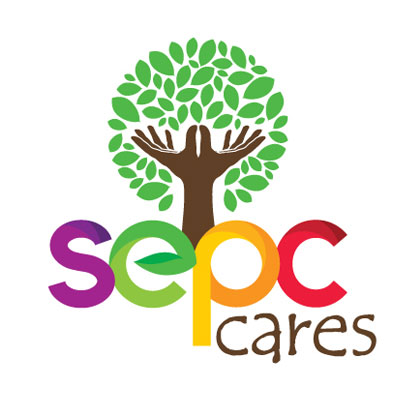 SEPC Cares Logo