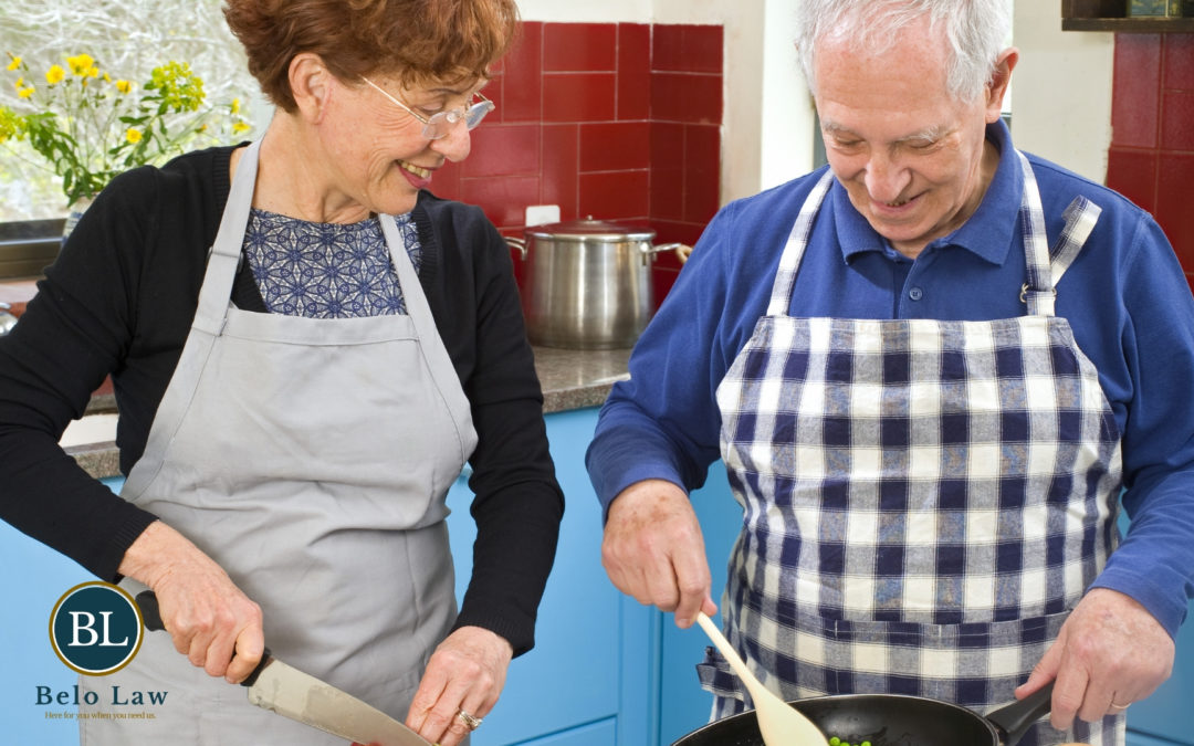 How to Assist A Senior Loved One with Activities of Daily Living
