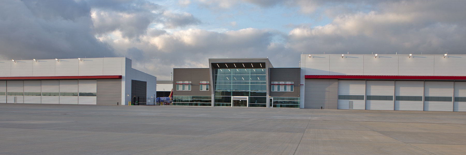 Galaxy FBO - William P. Hobby Airport