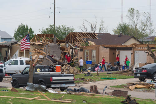 Chick-fil-A: Moore Oklahoma Disaster Relief