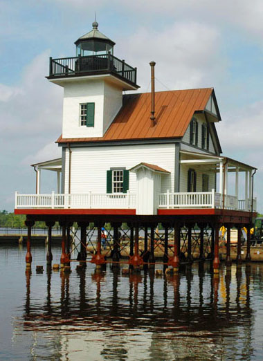Roanoke River Lighthouse