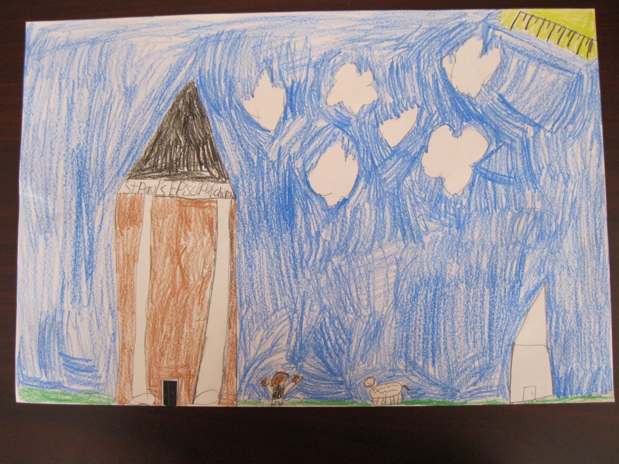 Tucker Seal, 1st Grade
