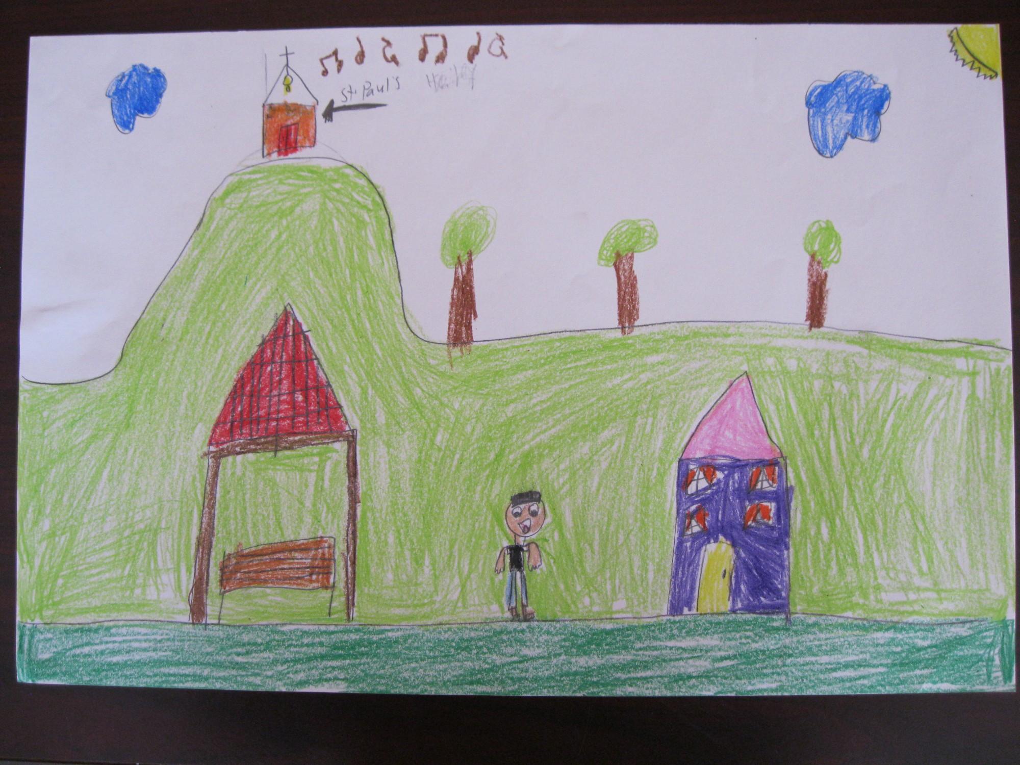 Della Benavides, 1st Grade
