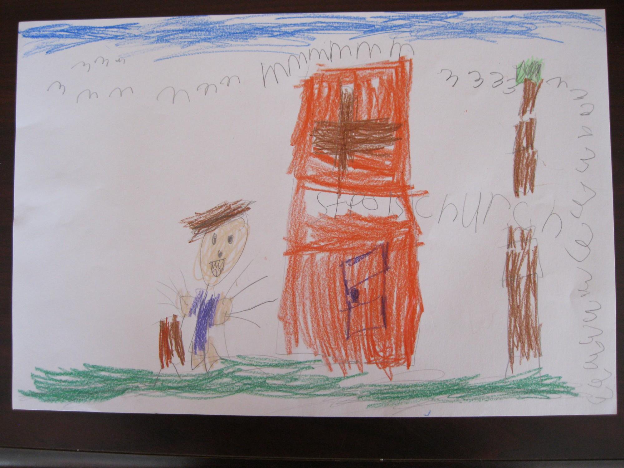 Josh Harvill, 1st Grade