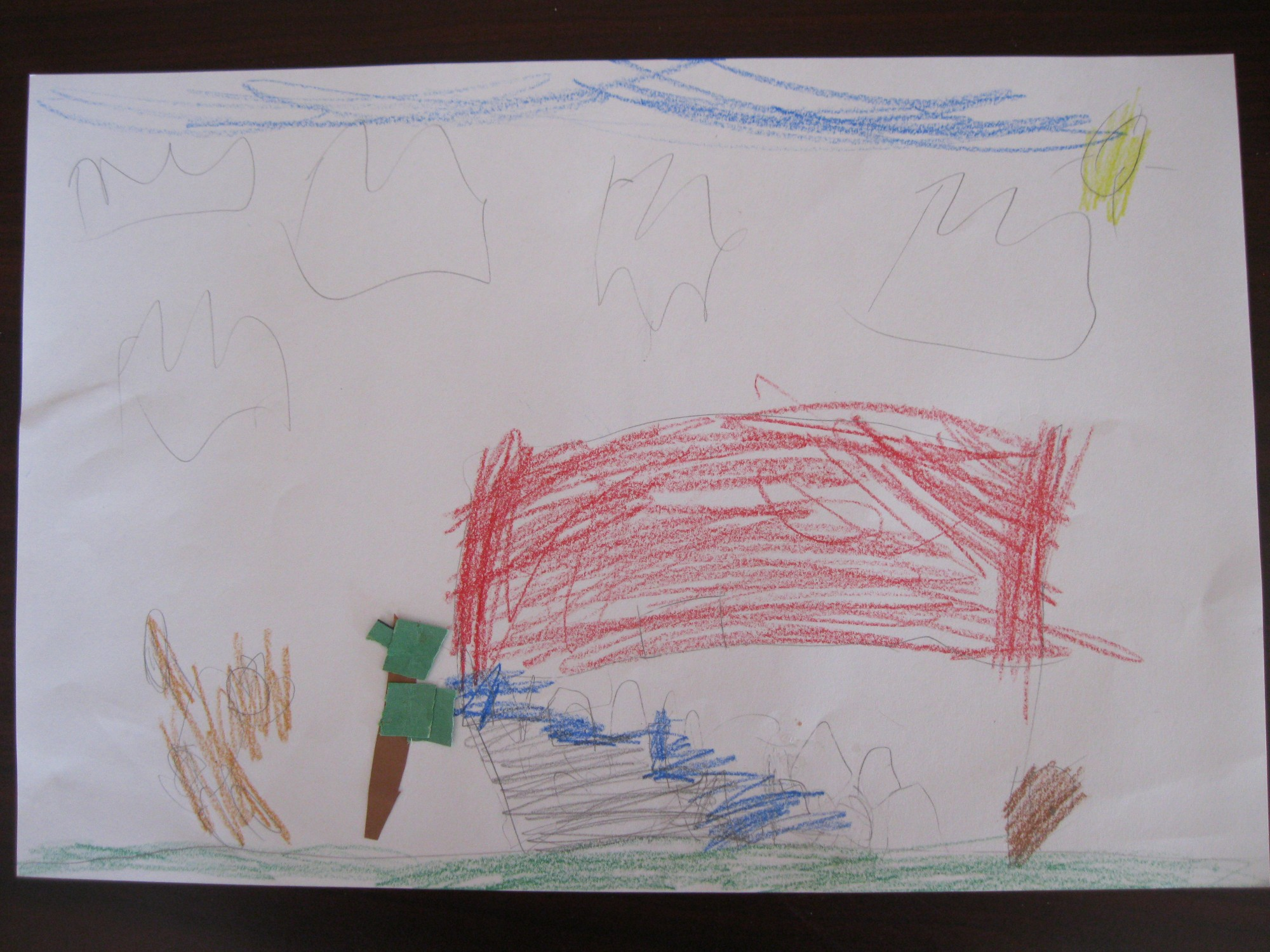Reed Byrum, 1st Grade