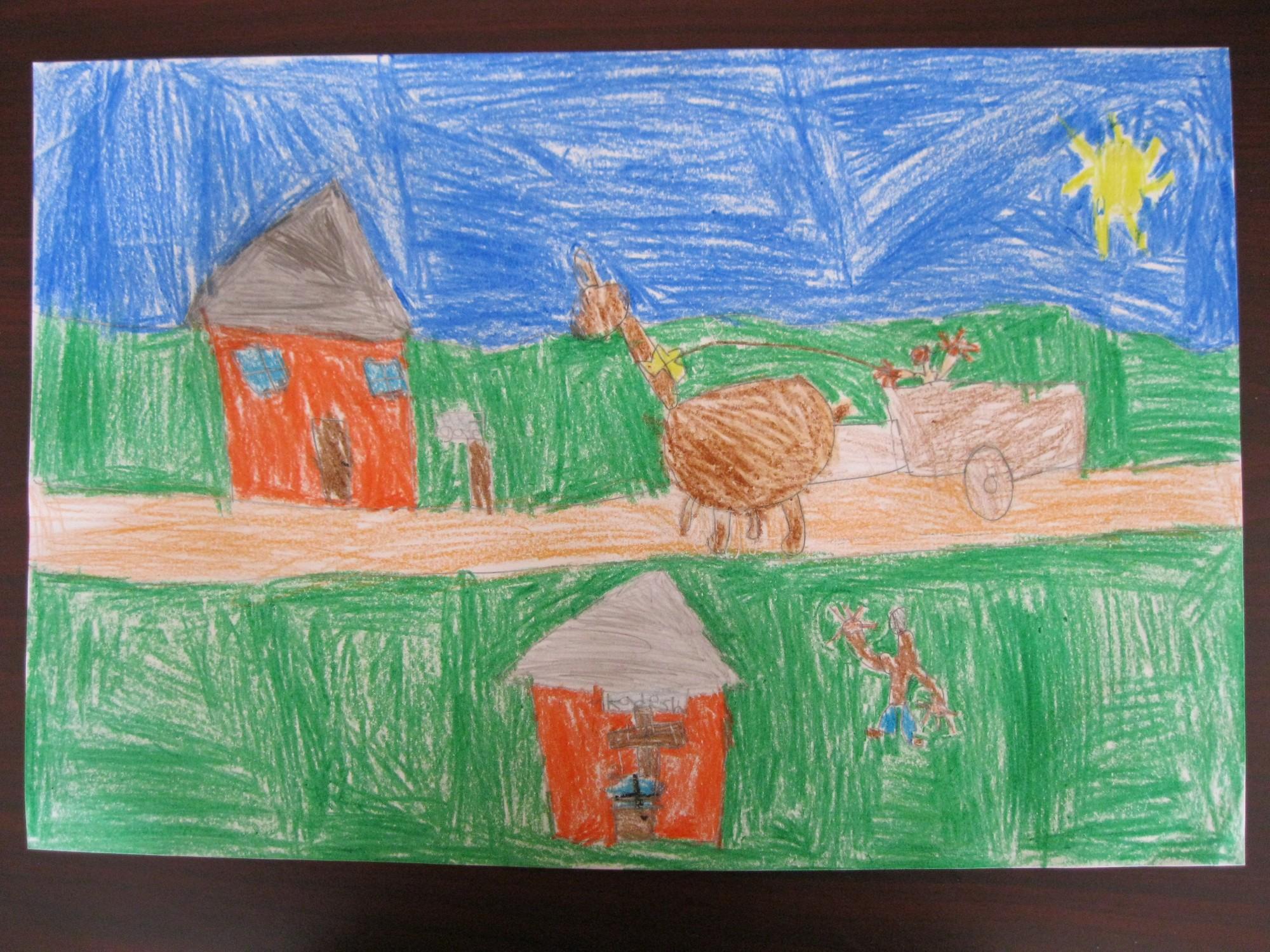 Matthew Dewees, 2nd Grade