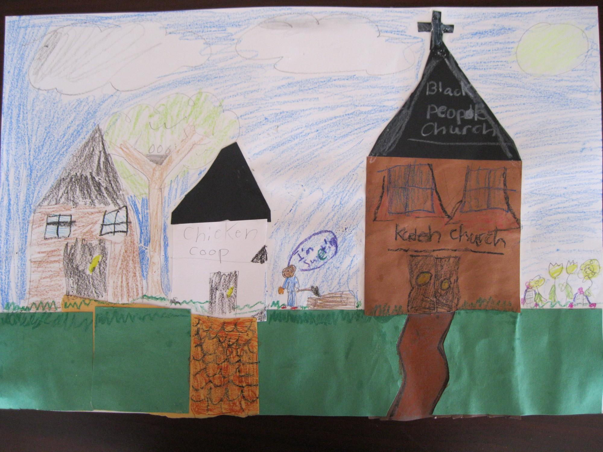 Catherine Howell, 2nd Grade