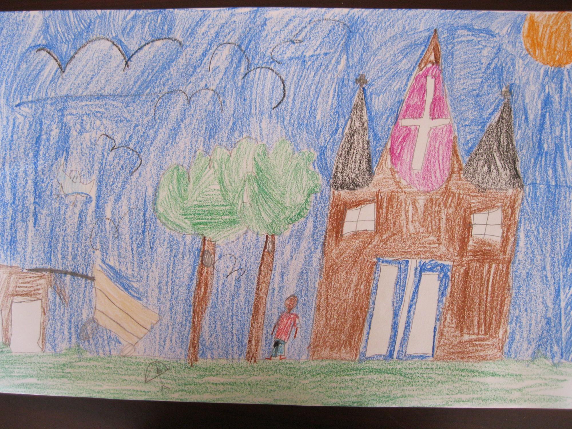 Austin Roebuck, 2nd Grade