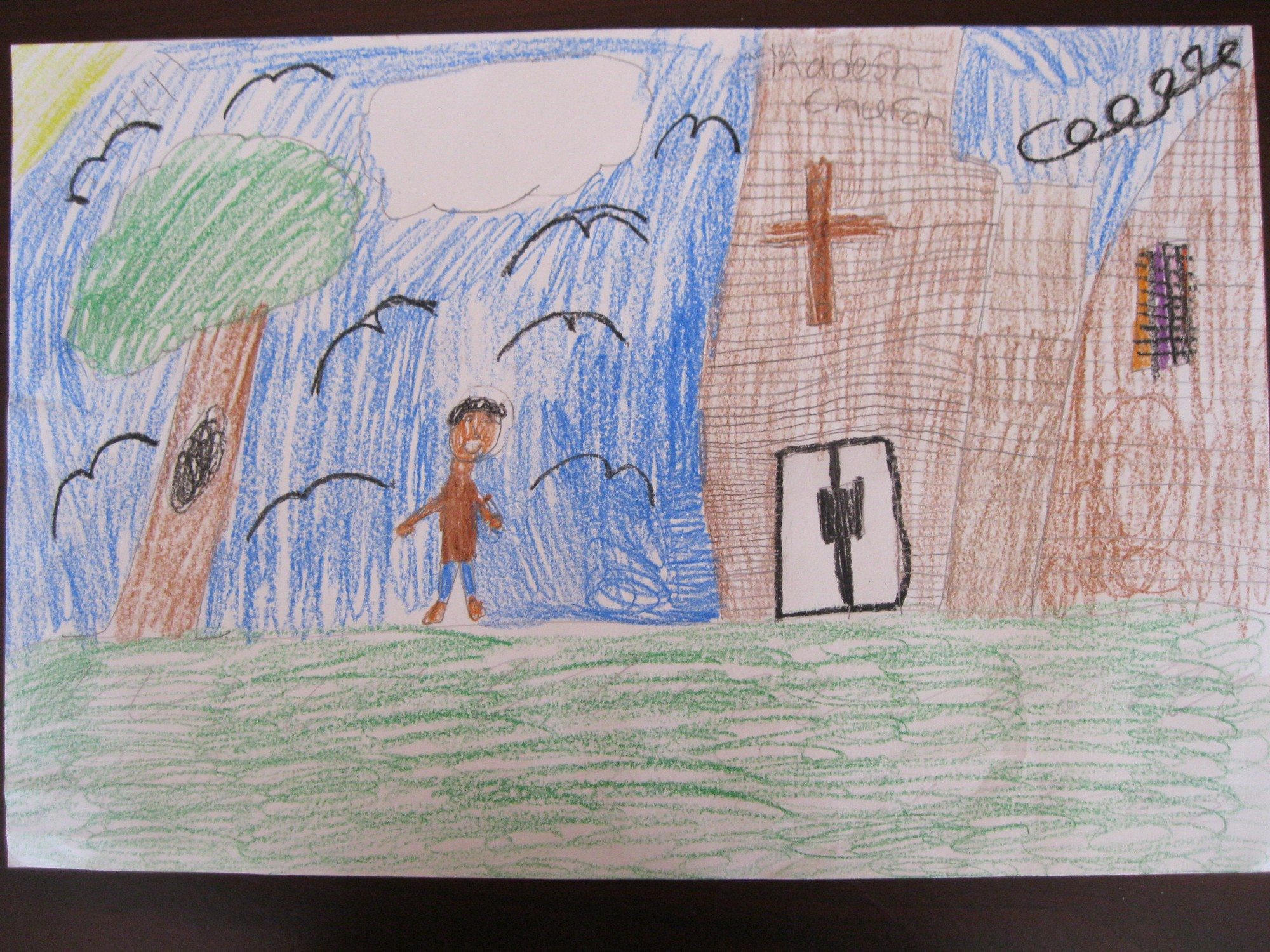 Megan Rose, 2nd Grade