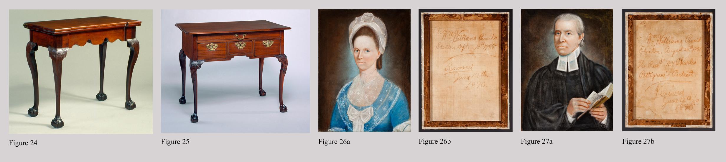 figures 24 - 27