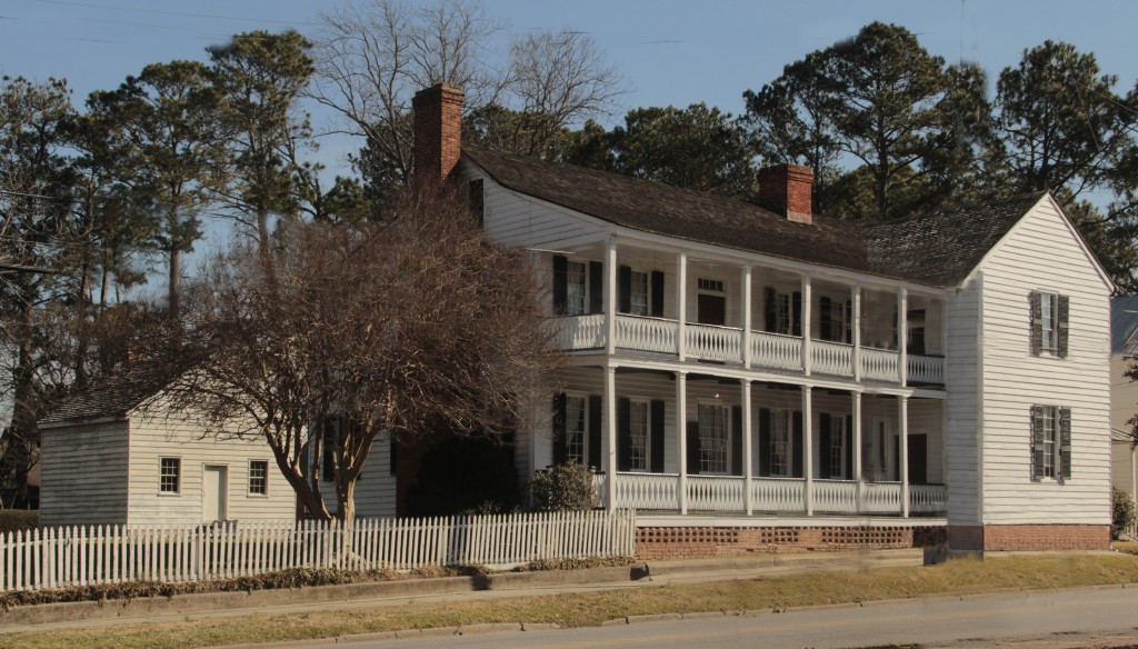 James Iredell House