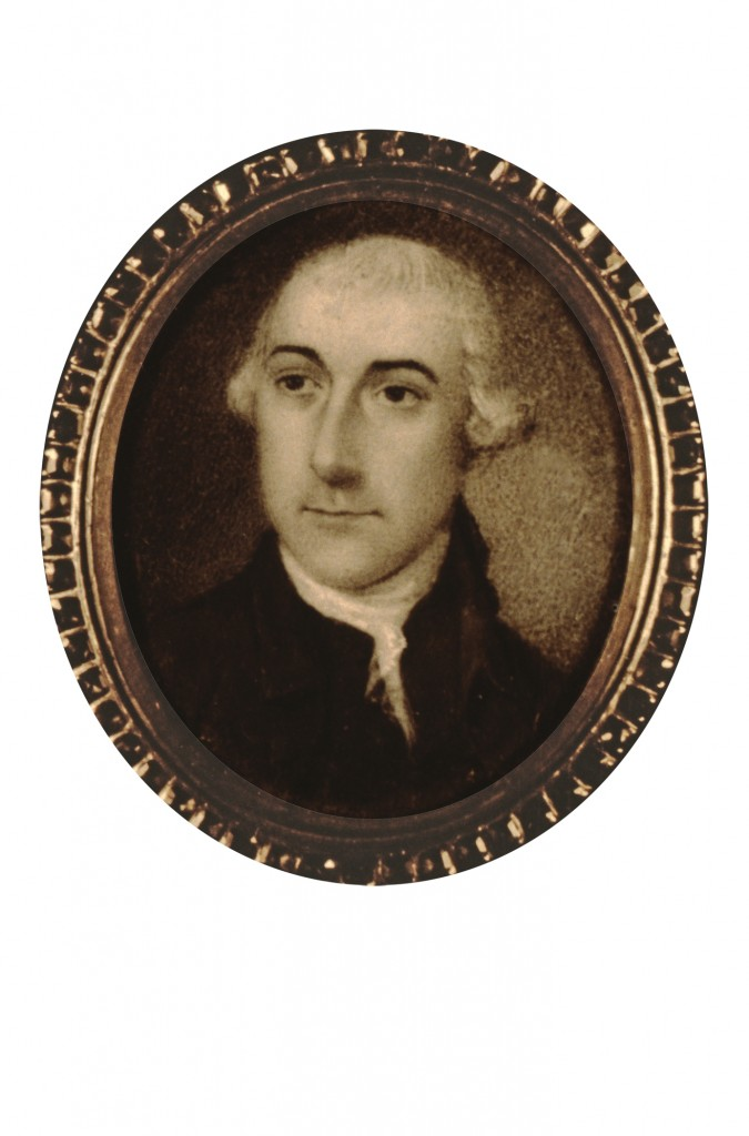 Joseph Hewes Father of the U. S. Navy