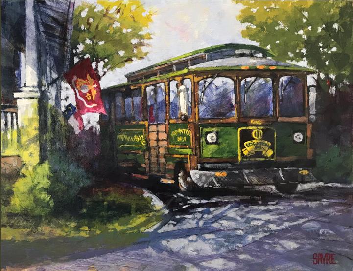 Historic Edenton Trolley Tour