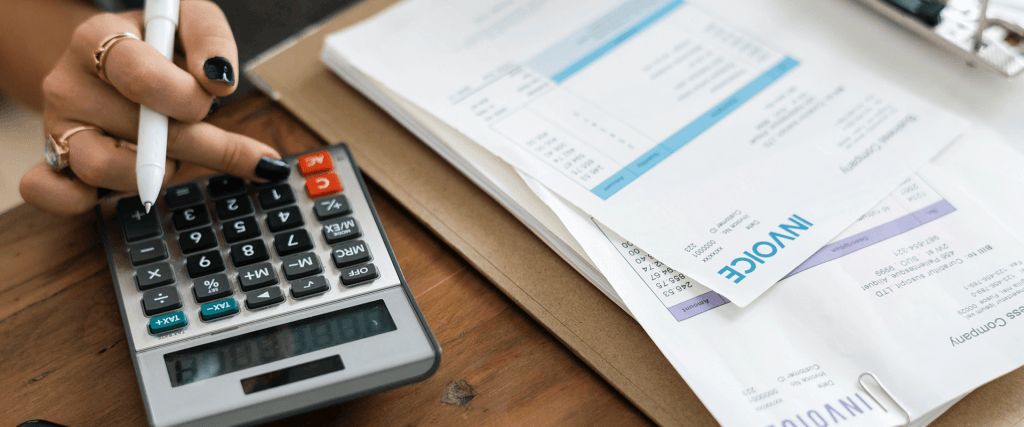 invoices & cost for driving without insurance