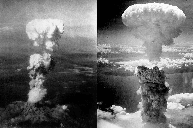 'Airplane So Pretty': Praying The 1945 Atomic Bomb-Style Mass Killings Never Happen Again