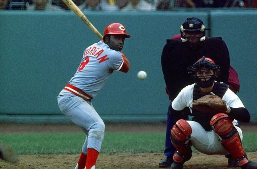Hall of Famer Joe Morgan — Who Died Sunday At 77 — Is Definitely A Member Of My All-Time Team