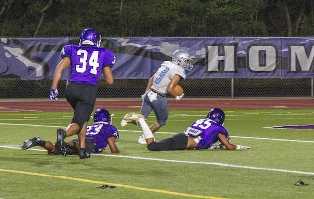 Hawaii Is Among Only Five States With 2020 High School Athletics On Hold, But December Workouts Might Happen