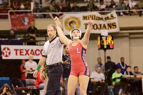 No Surprise: Wrestling Sponsor Texaco Steps To The Plate And Gives To HHSAA