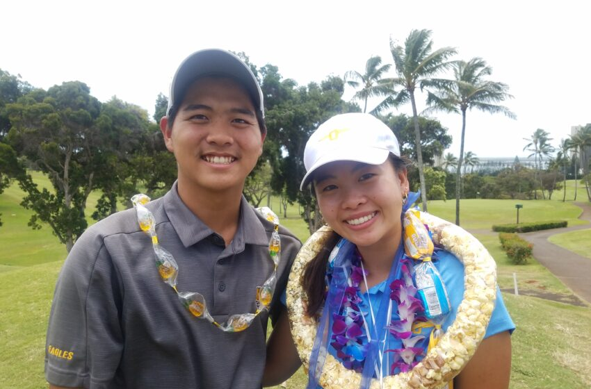 Punahou's Shayna Lu And Hawaii Baptist's Joshua Hayashida Are ILH's Golf Champions For 2021