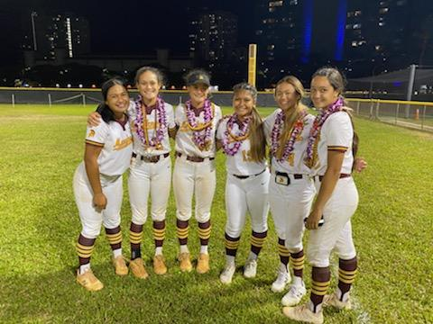 Maryknoll's Conquest Of 'Iolani Is Good For ILH Softball Title