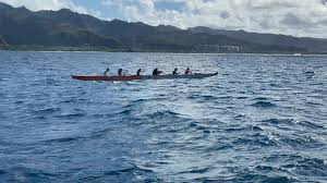 Hui Waa Hits The Water For Competition And A Salute To The 2022 States