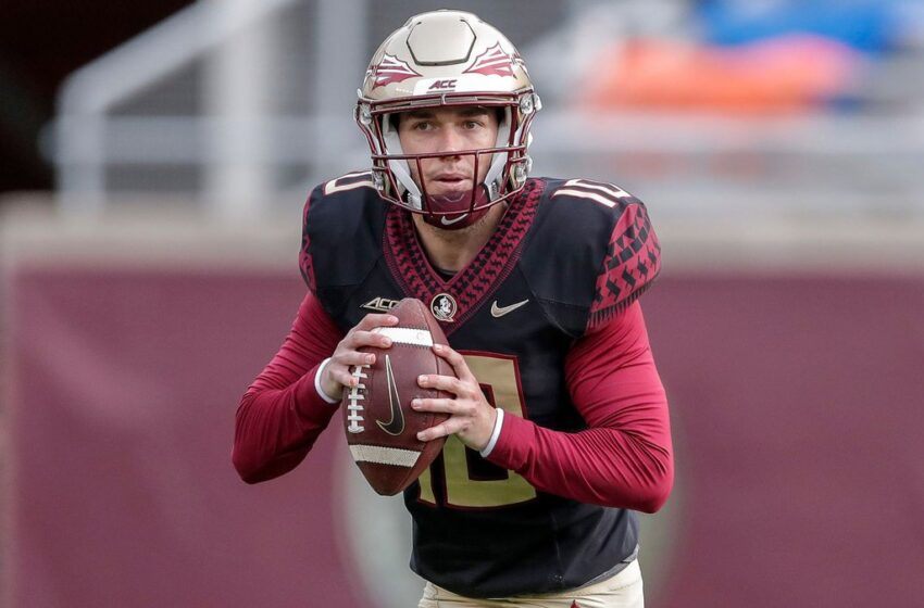 BEDROCK EXCLUSIVE: McKenzie Milton's Electrifying Florida State Comeback Through The Prism Of His Father And His QB Workout Coach