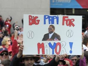 MLB: World Series-Boston Red Sox Parade