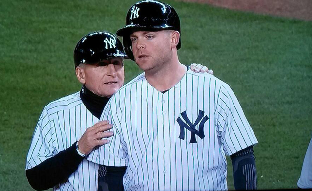 """Also, I'm about to binge watch every episode of """"The Inappropriately Handsy First Base Coach"""""""