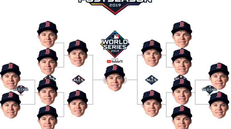 Brock Holt MLB Bracket