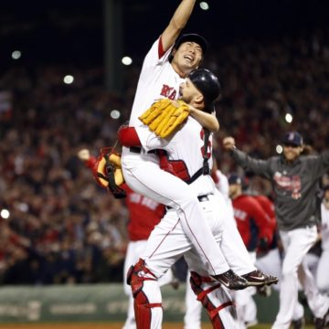 Red Sox win 2013 World Series