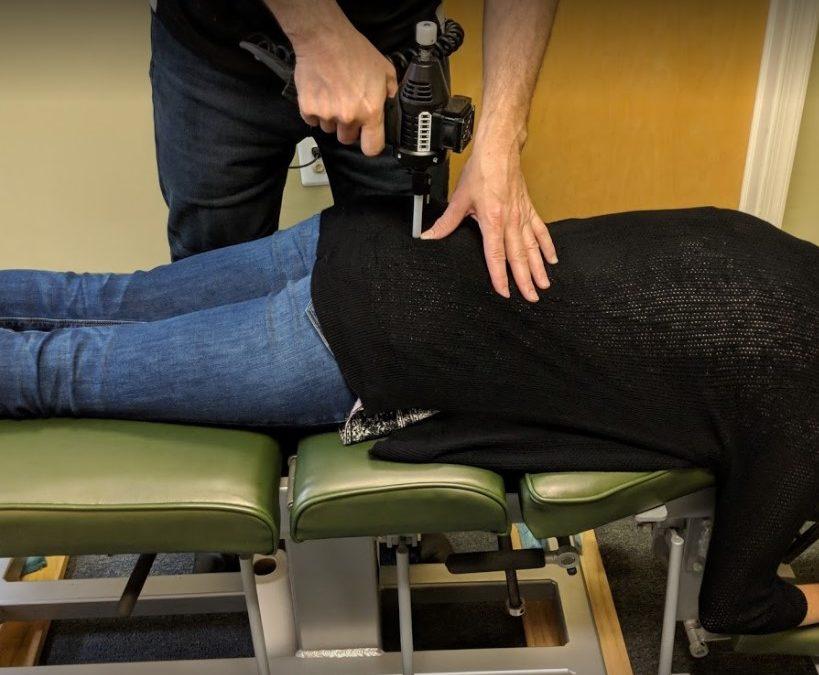 Chiropractic Instrument Adjusting