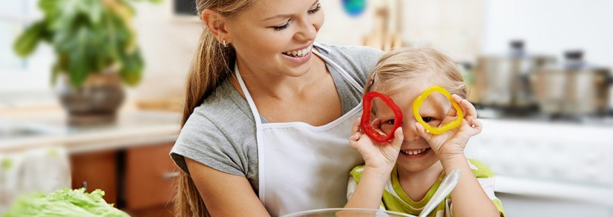 Wonder Web Development teach kids to cook