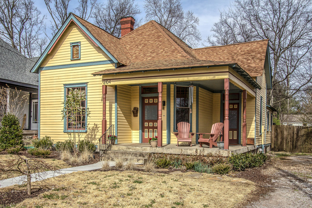 Grantland Cottage
