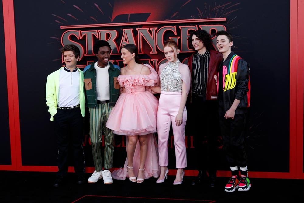 tercera temporada de Stranger Things