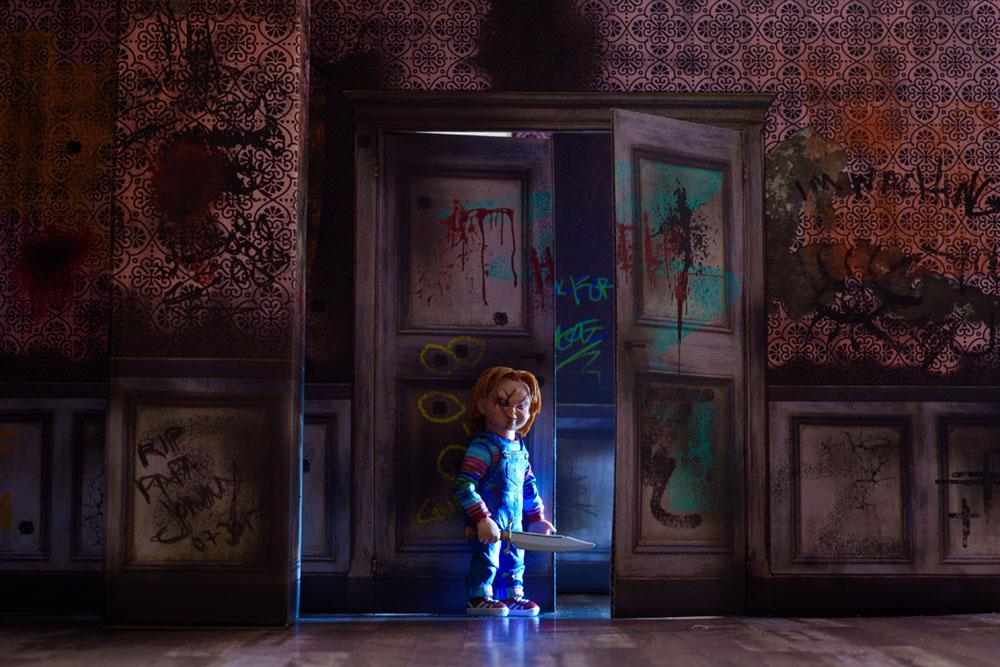 Chucky marketing del miedo
