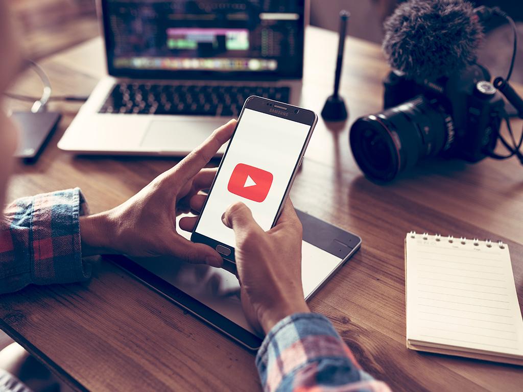 video marketing en YouTube