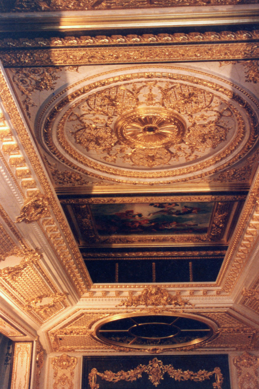 Gilded Mansion Interior