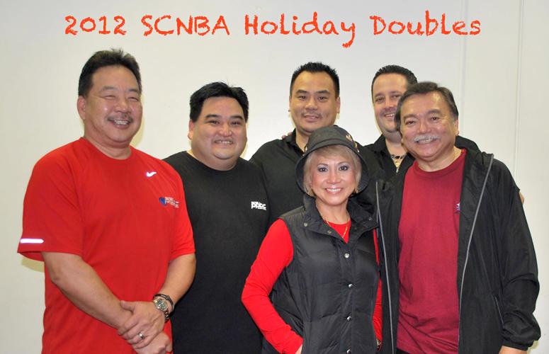 2012 SCNBA Holiday Dbls